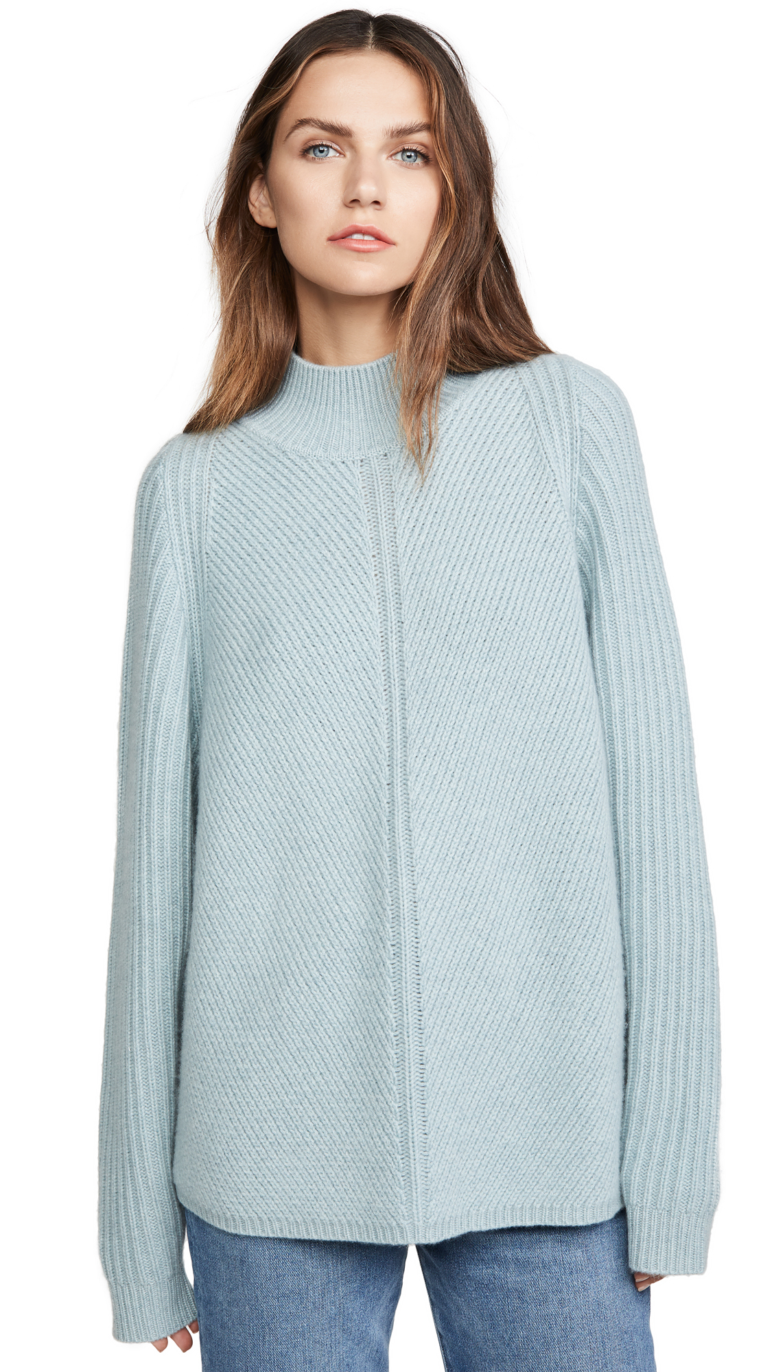 Buy Le Kasha online - photo of Le Kasha Oversized Cashmere Sweater