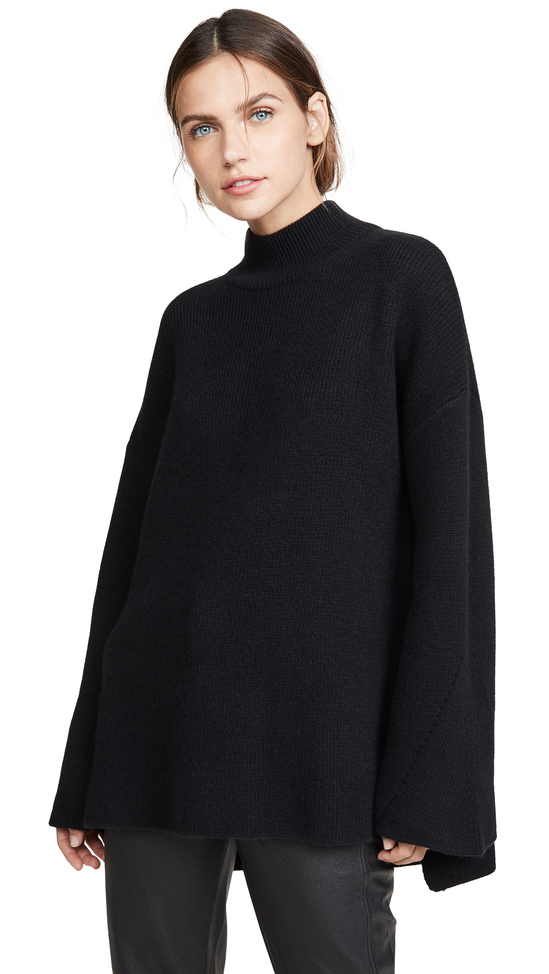 Buy Le Kasha online - photo of Le Kasha Milana Turtleneck Cashmere Sweater