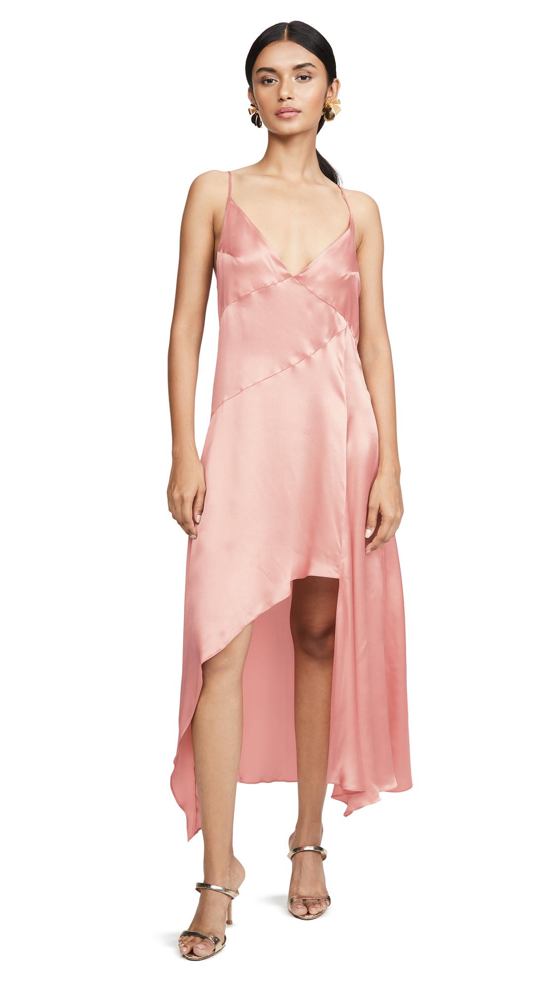 Buy Le Kasha online - photo of Le Kasha Asymetrical dress
