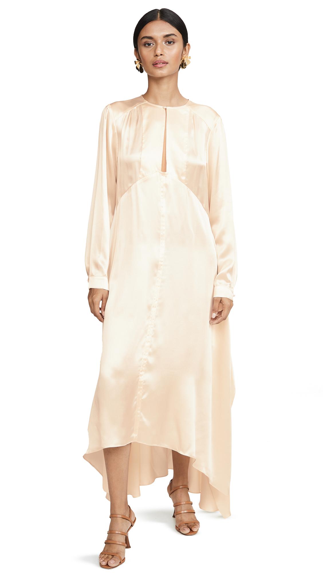 Buy Le Kasha online - photo of Le Kasha Long Sleeve Dress
