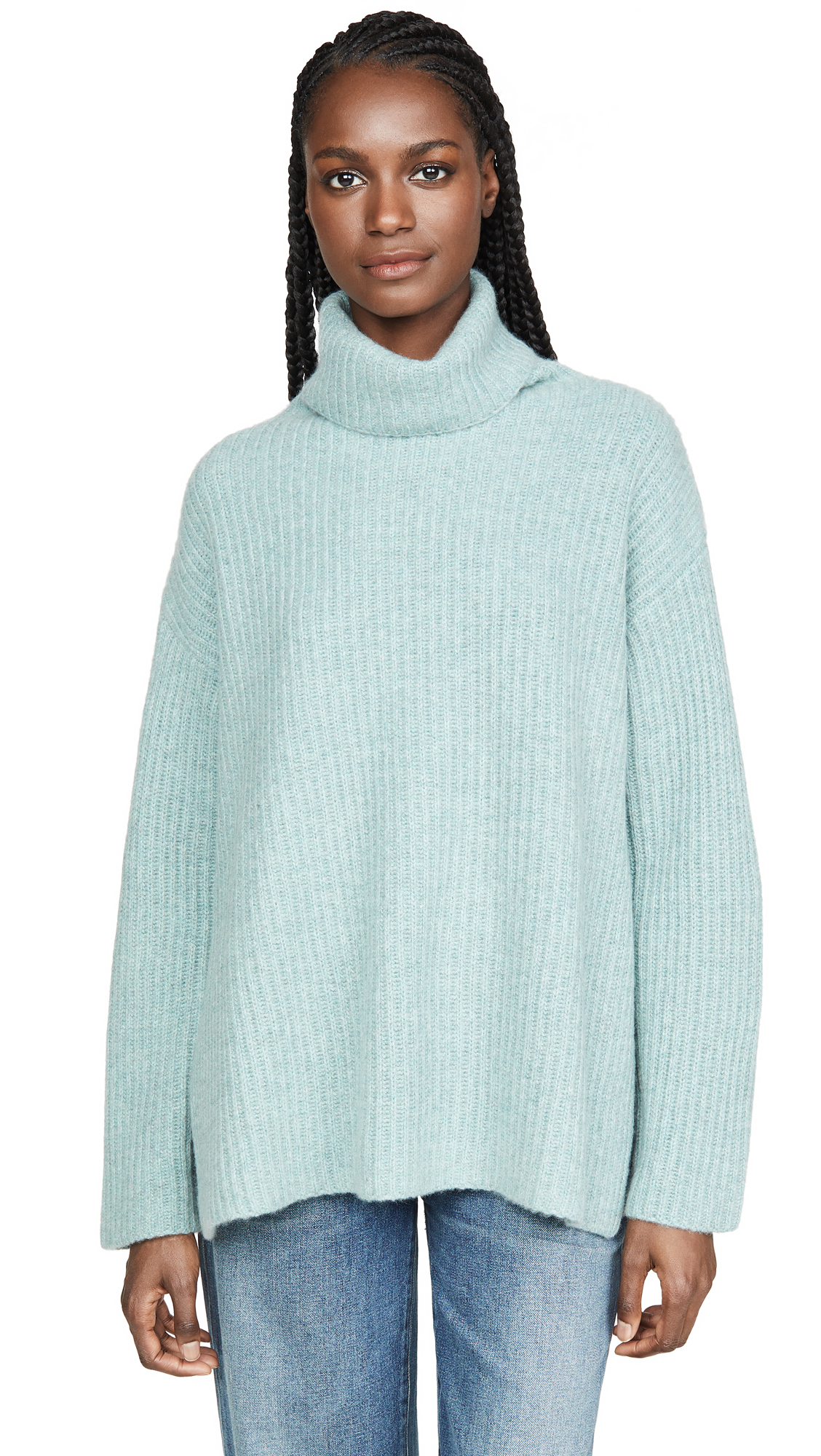 Buy Le Kasha online - photo of Le Kasha Oversize Cashmere Sweater