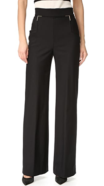 Lela Rose Trouser - Black