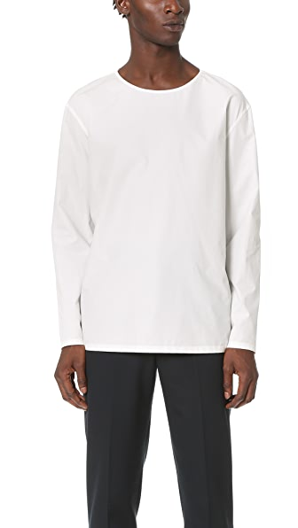 Lemaire Long Sleeve Pullover