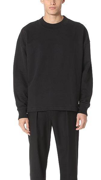 Lemaire Heavy Dry Sweatshirt