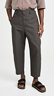 Lemaire Military Trousers