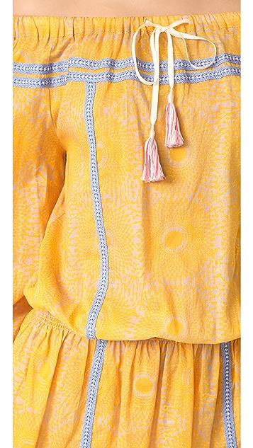 Lemlem Мини-платье Makena