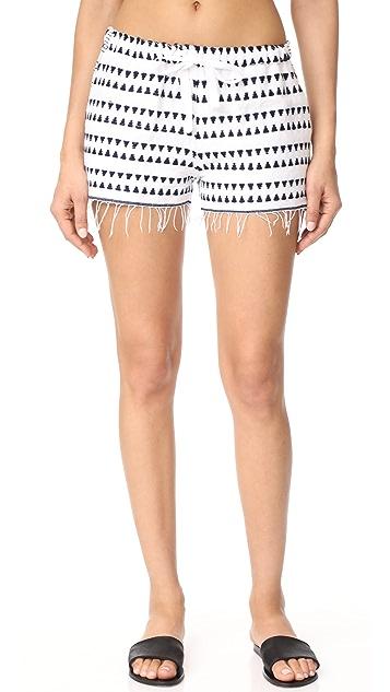 Lemlem Yeshi Shorts
