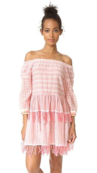 Lemlem Anan Mini Dress - Rose