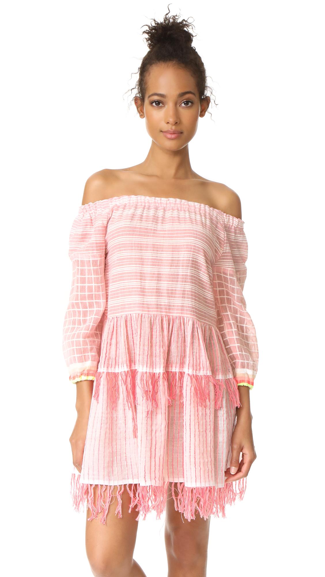 Lemlem Anan Mini Dress