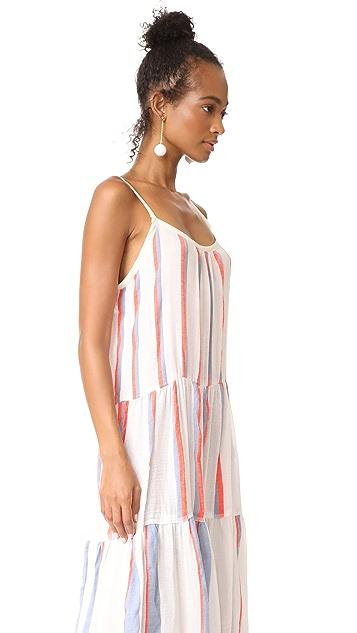 Lemlem Mamo Maxi Slip Dress