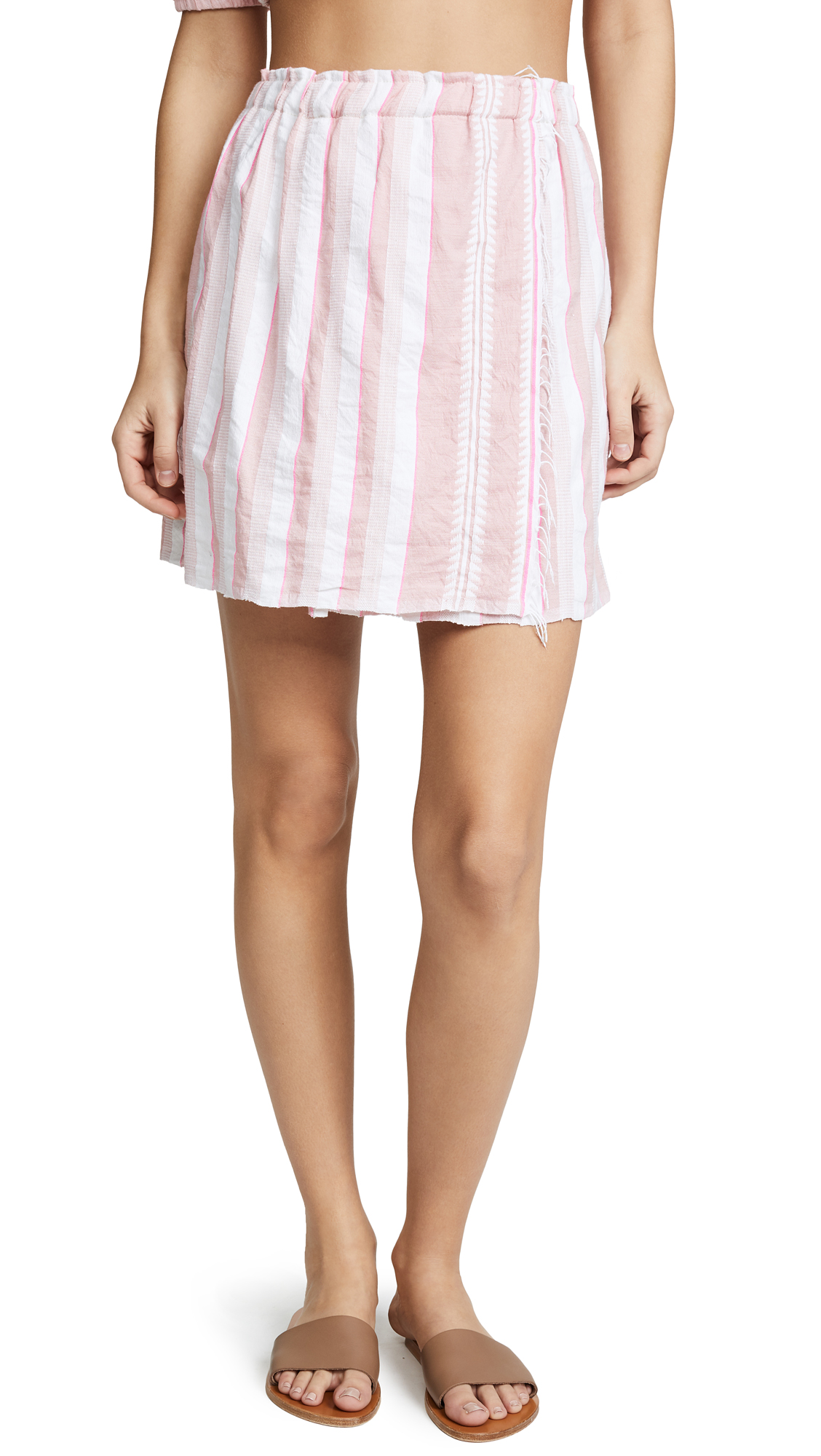 Lemlem Lulu Short Skirt