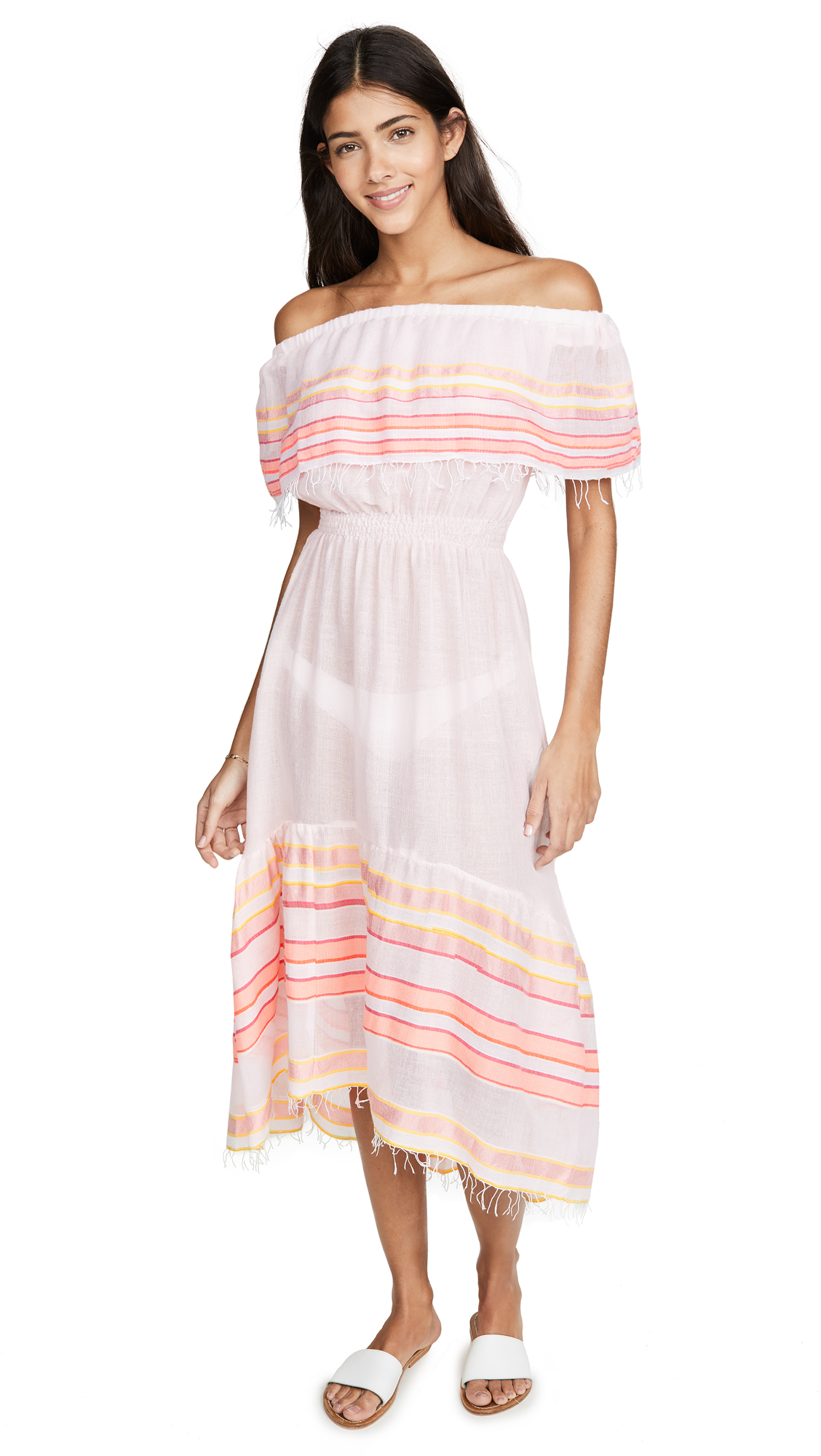 Buy Lemlem online - photo of Lemlem Eskedar Beach Dress