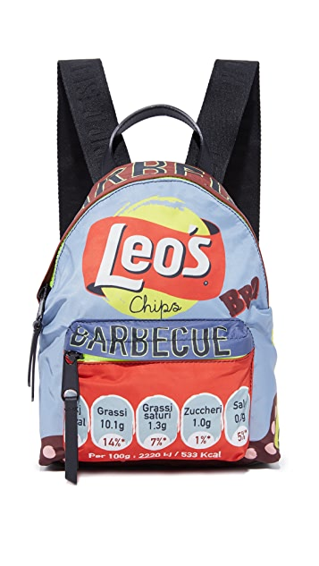 Leo Studio Design Chips Backpack