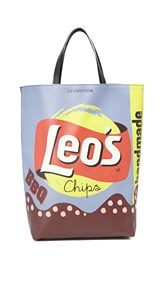 Leo Studio Design Chips Tote