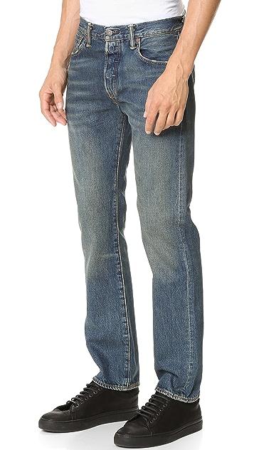 Levi's Red Tab 501 Original Fit Jeans