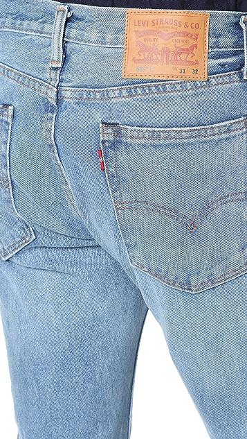 Levi's Red Tab 505 C Slim Straight Jeans