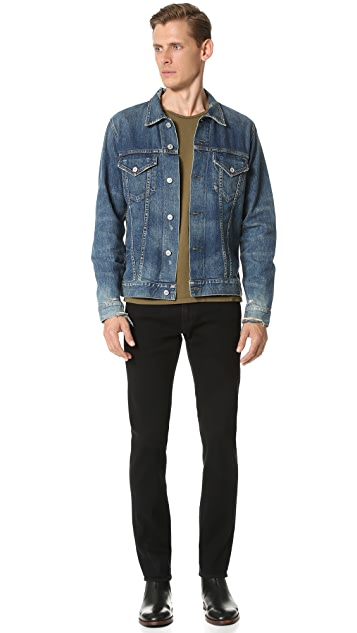 Levi's Red Tab 511 Slim Fit Selvedge Jeans