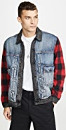 Levi's Red Tab Type II Hybrid Trucker Jacket