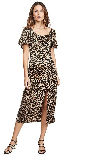leRumi Maya Midi Dress