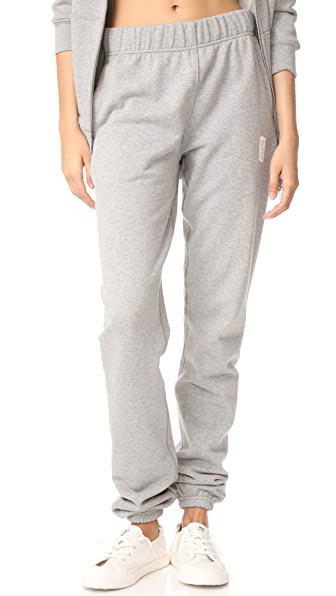 Les Girls, Les Boys Joggers In Grey Marl