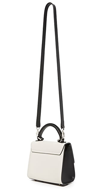 les petits joueurs Alex Rainbow Love Micro Cross Body Bag