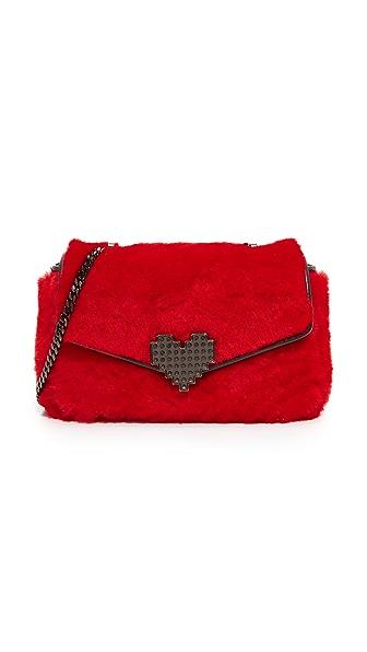 les petits joueurs Ivy Lolita Merinos Bag - Red