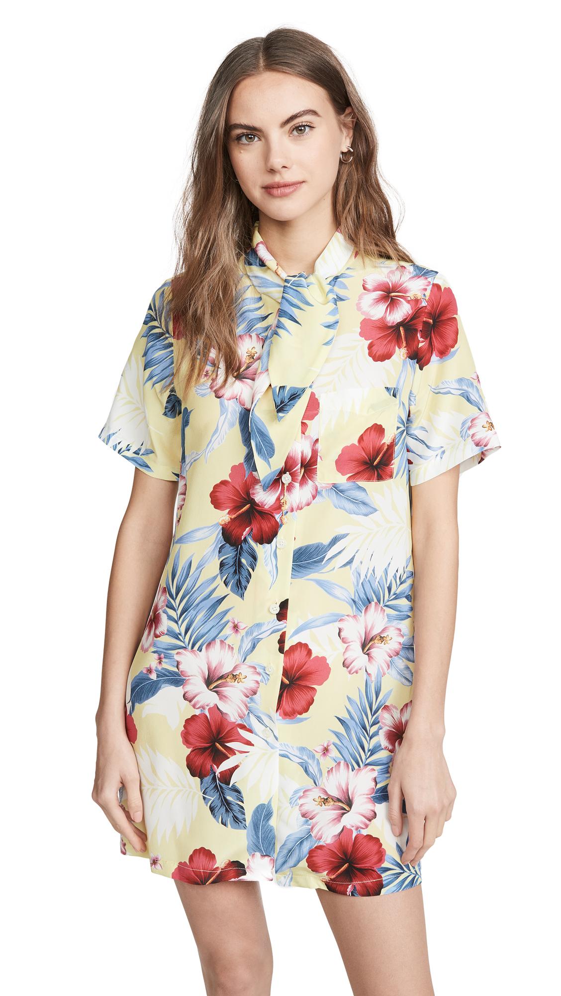 Buy LES REVERIES Silk Scarf Dress online beautiful LES REVERIES Clothing, Dresses