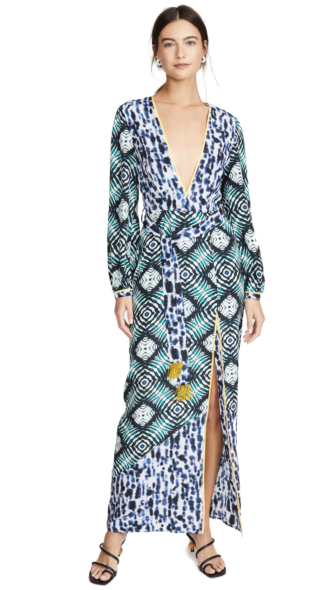 Buy Le Superbe online - photo of Le Superbe Laurel Canyon Maxi Dress