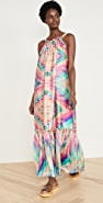 Le Superbe Kaleidoscope Beach Gown