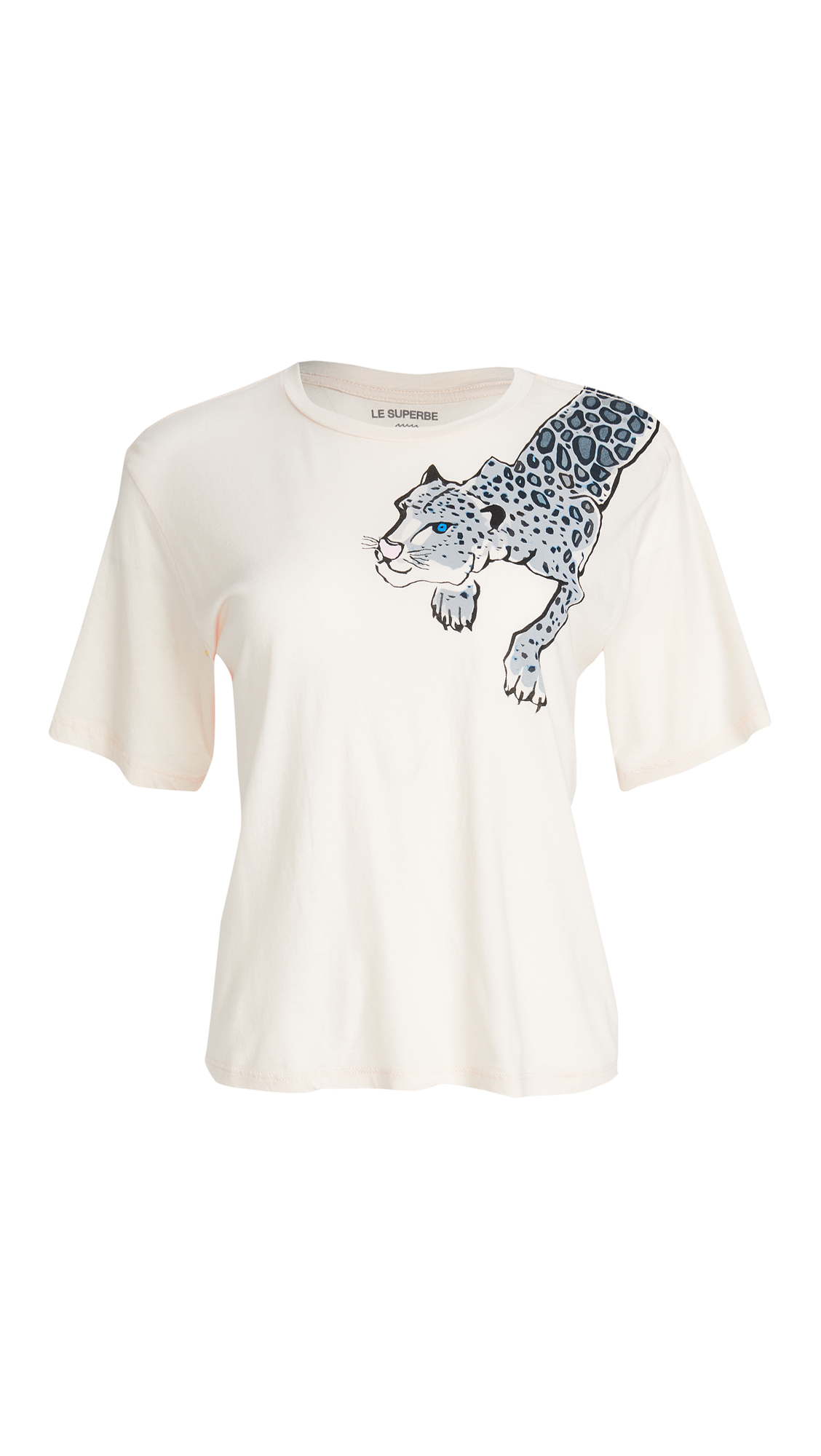 Le Superbe PAINTED LIL' LEOPARD TEE