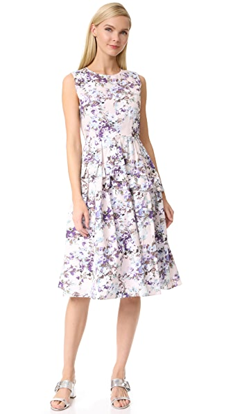 Leur Logette Vintage Flower Dress