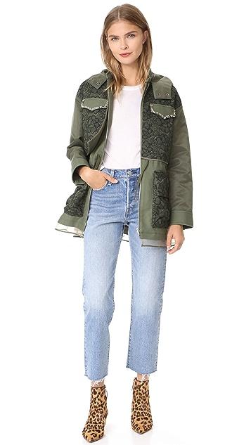 Leur Logette Military Jacket