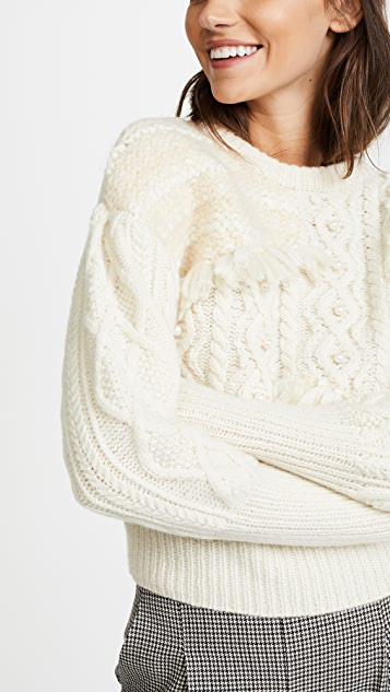 Leur Logette Art Sweater