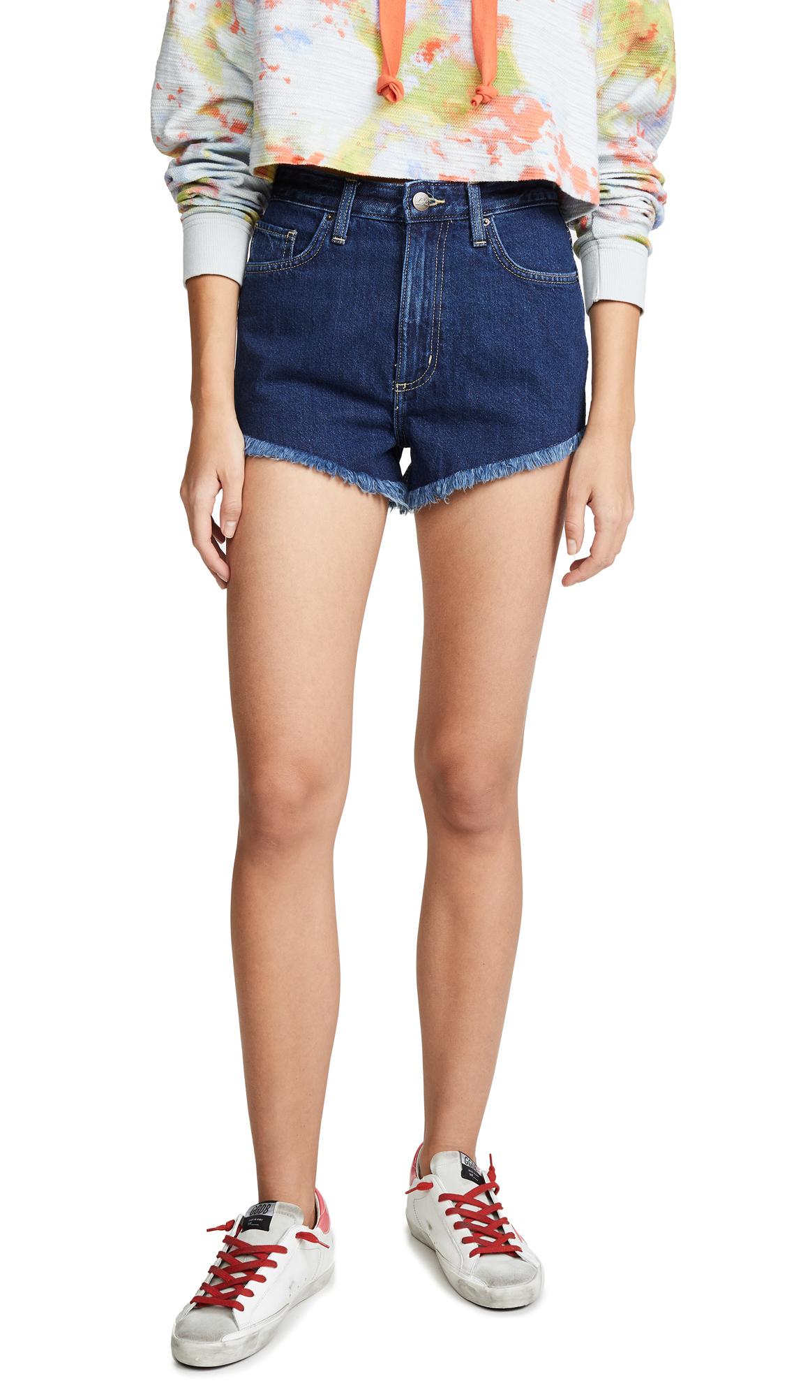 Lee Vintage Modern Cutoff Shorts - Kansas Blue