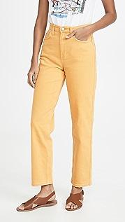 Lee Vintage Modern Свободные джинсы с высокой посадкой Stovepipe
