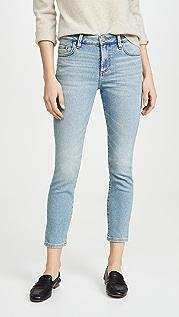 Lee Vintage Modern Midrise Skinny Ankle Jeans