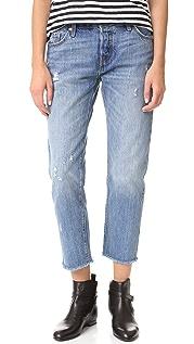 Levi's 501 Raw Hem Jeans