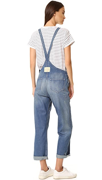Levi's Levi's Bib & Brace Youth Wear Overalls