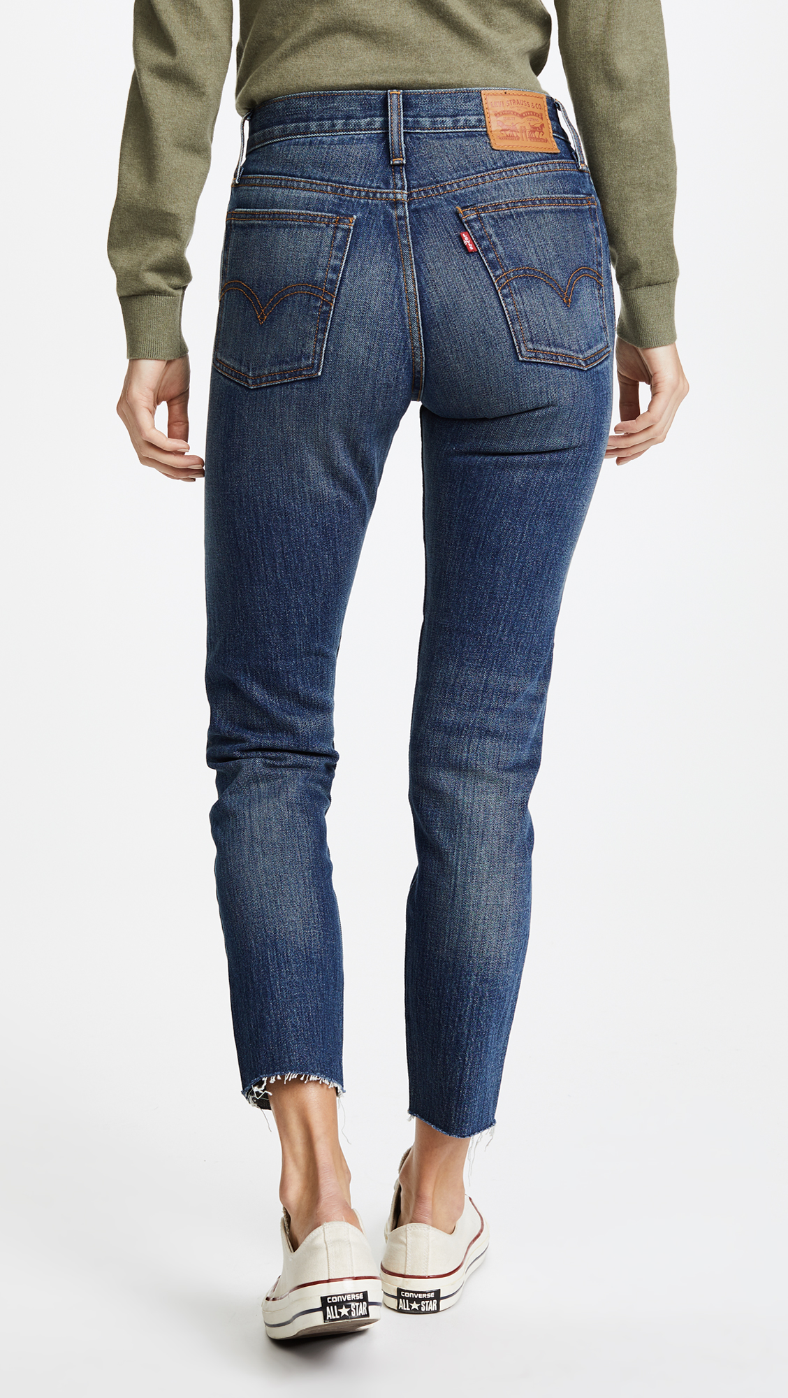 7fb02fe8fb1 Levi s Wedgie Icon Jeans