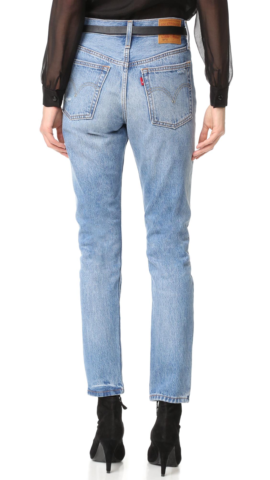 Levi s 501 Skinny Jeans   SHOPBOP 58910ef300