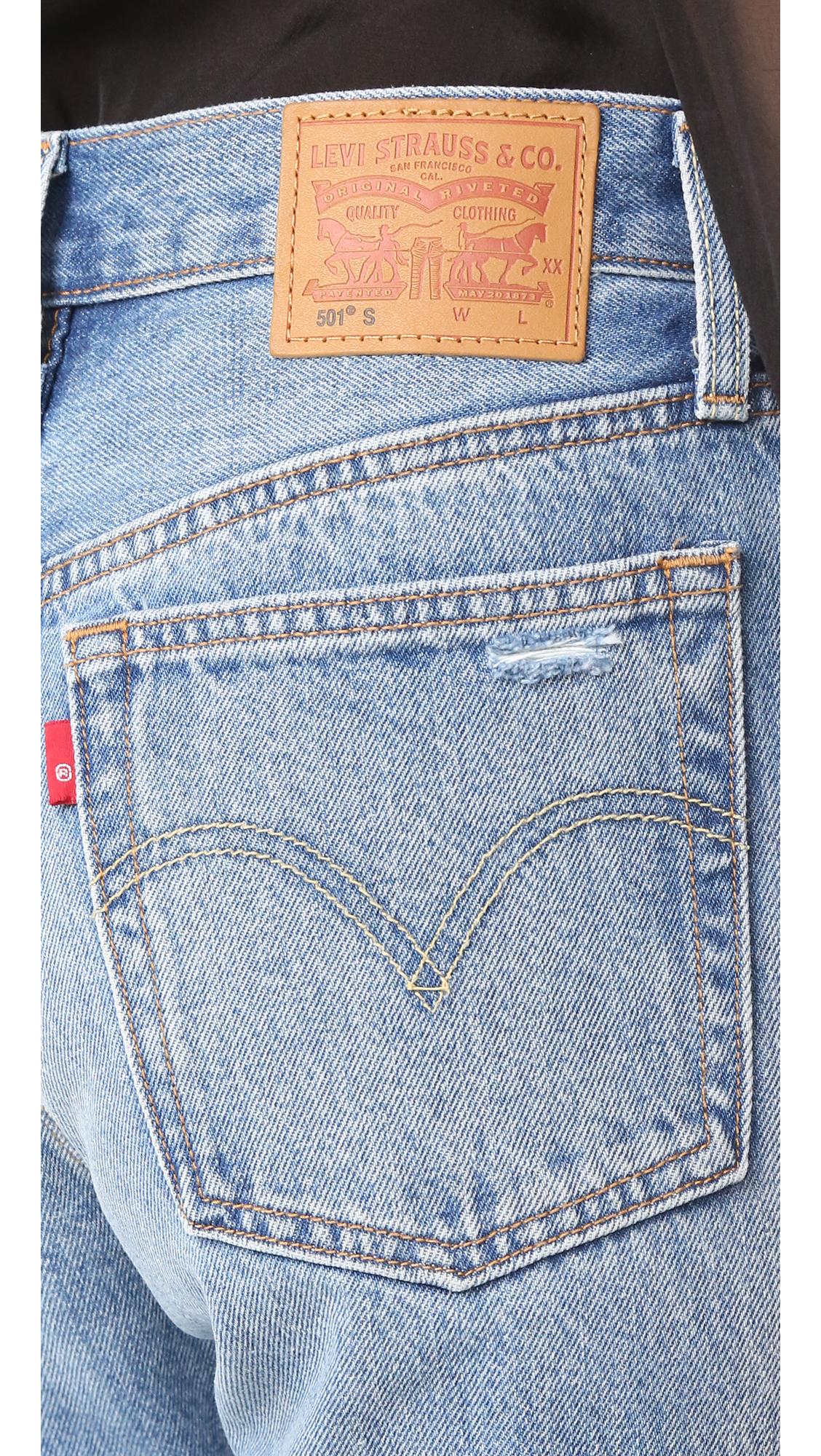 official photos cfbca 29a3b Levi's 501 Skinny Jeans | SHOPBOP