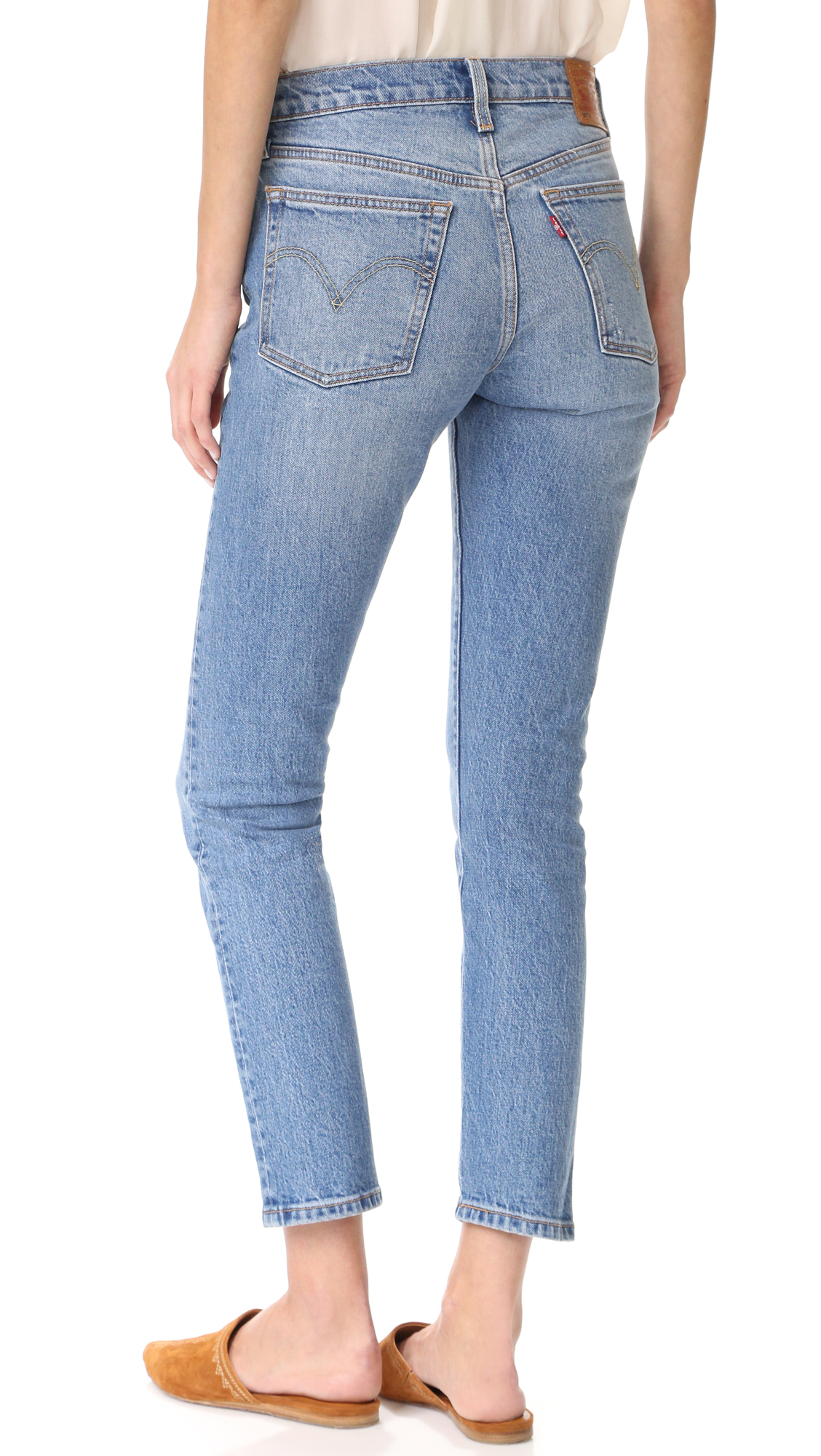 32b46e8fd26cf Levi s 501 Skinny Jeans
