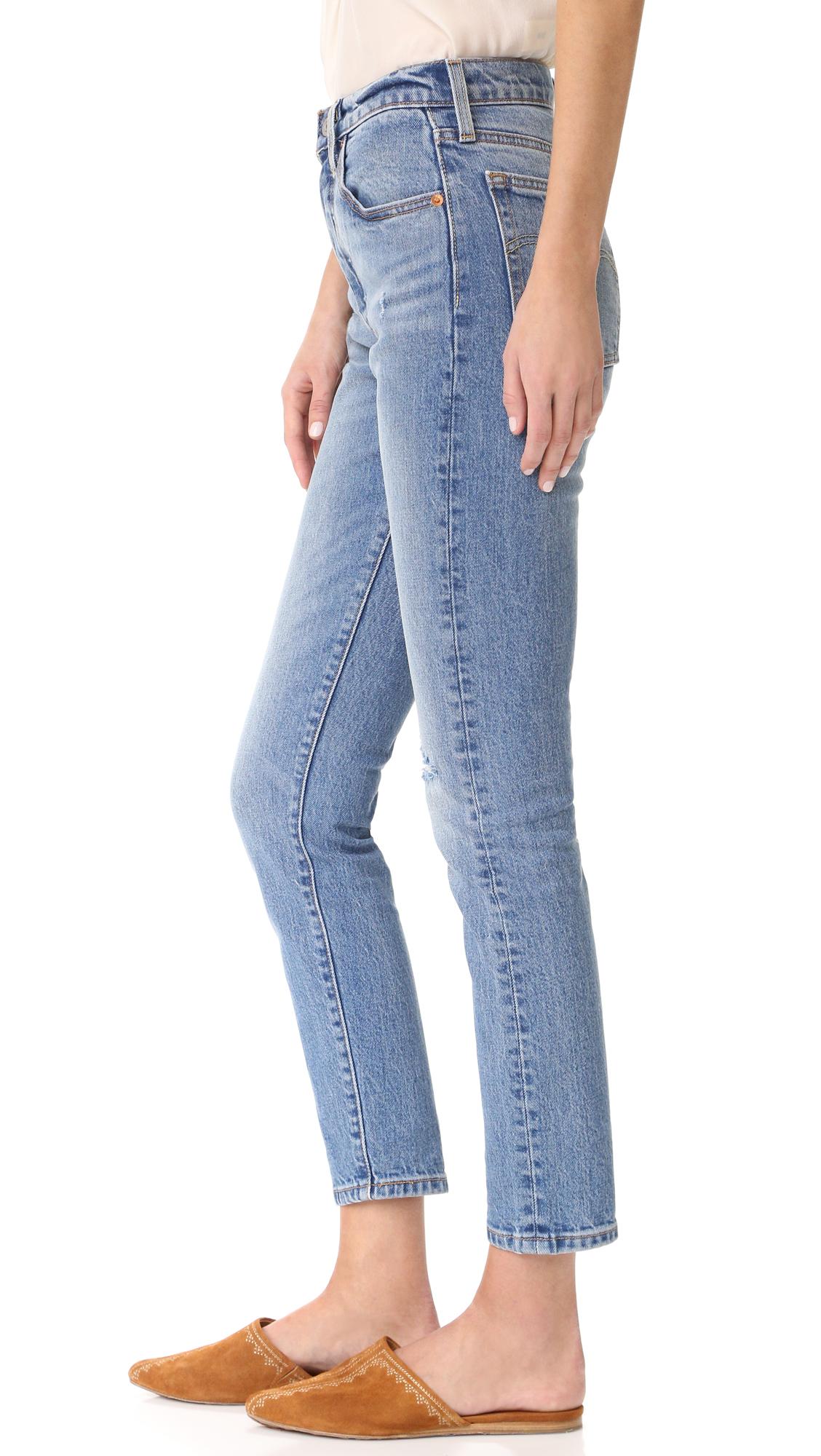 acda042b8b20c Levi s 501 Skinny Jeans