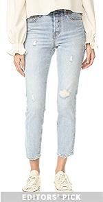 Wedgie Icon Selvedge Jeans Levi's