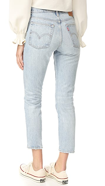 Levi's Wedgie Icon Selvedge Jeans