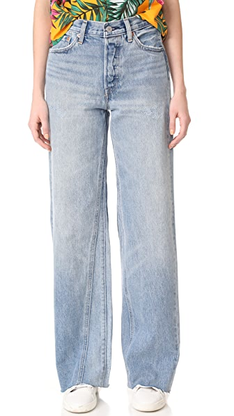 Levi's Altered Wide Leg Jeans | 15% off first app purchase with ...