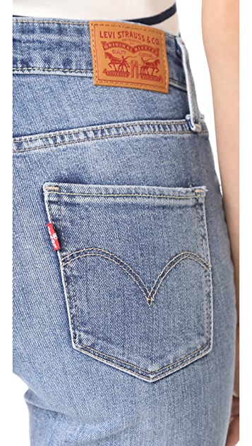 Levi S 721 High Rise Skinny Jeans Shopbop Save Up To 30