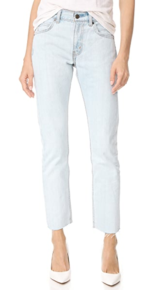 Levi's Orange Tab Slim Straight Jeans