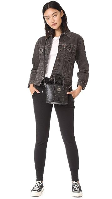 Levi's Ex Boyfriend Trucker Jacket