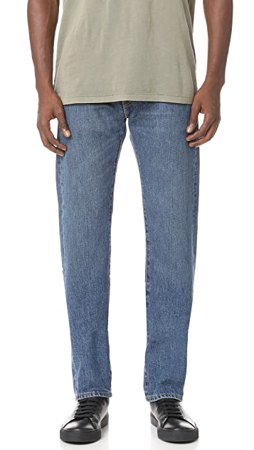 Levi's 505 Made in the USA Regular Fit Jeans